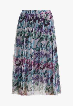 Spódnica trapezowa - multicolour