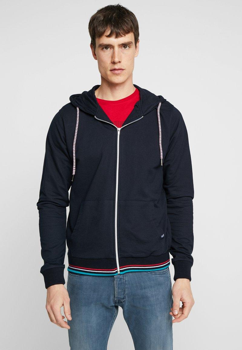 Tiffosi - DRAKE - Zip-up hoodie - blue