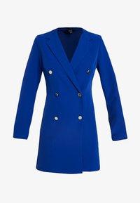 Dorothy Perkins - LOLA SKYE TUXEDO DRESS - Pouzdrové šaty - cobalt - 6