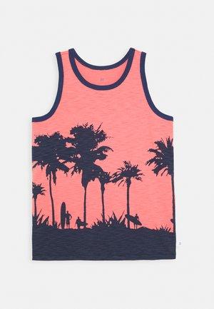 BOY SUMMER TANK - Top - flamingo