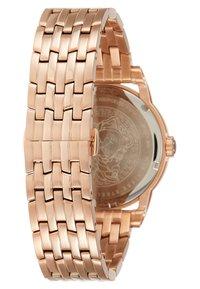 Versace Watches - PALAZZO EMPIRE - Orologio - rosegold-coloured/gunmetal - 4