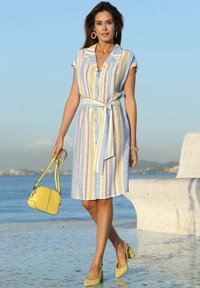 Laura Kent - Shirt dress - hellblau - 2