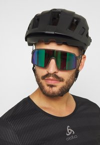 Oakley - SUTRO UNISEX - Sportbrille - grey ink/jade - 3