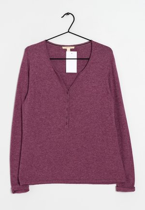 Sweter - purple