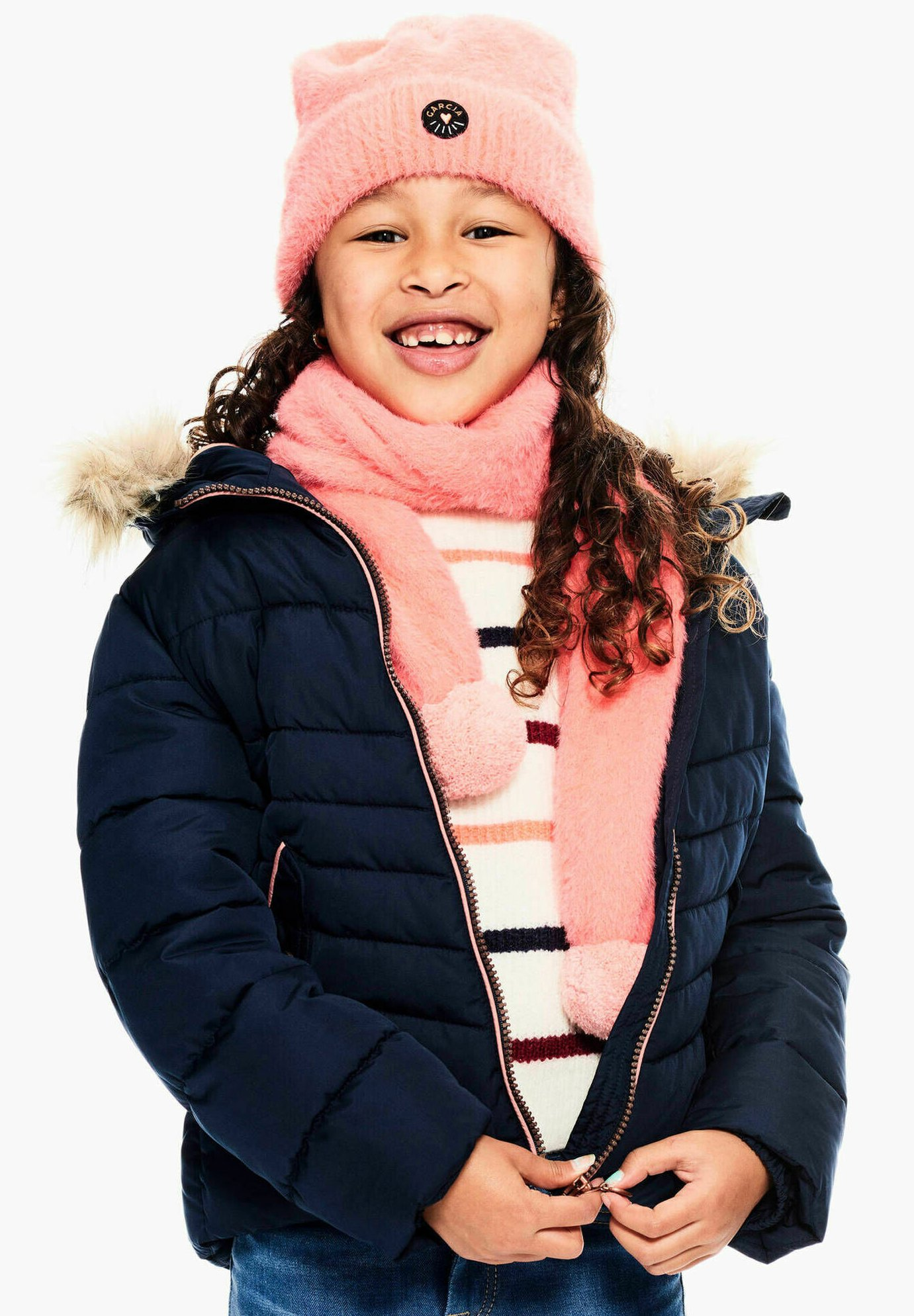 Kinder STEPP - Winterjacke