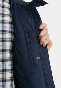Finn Flare - Winter coat - dark blue - 5