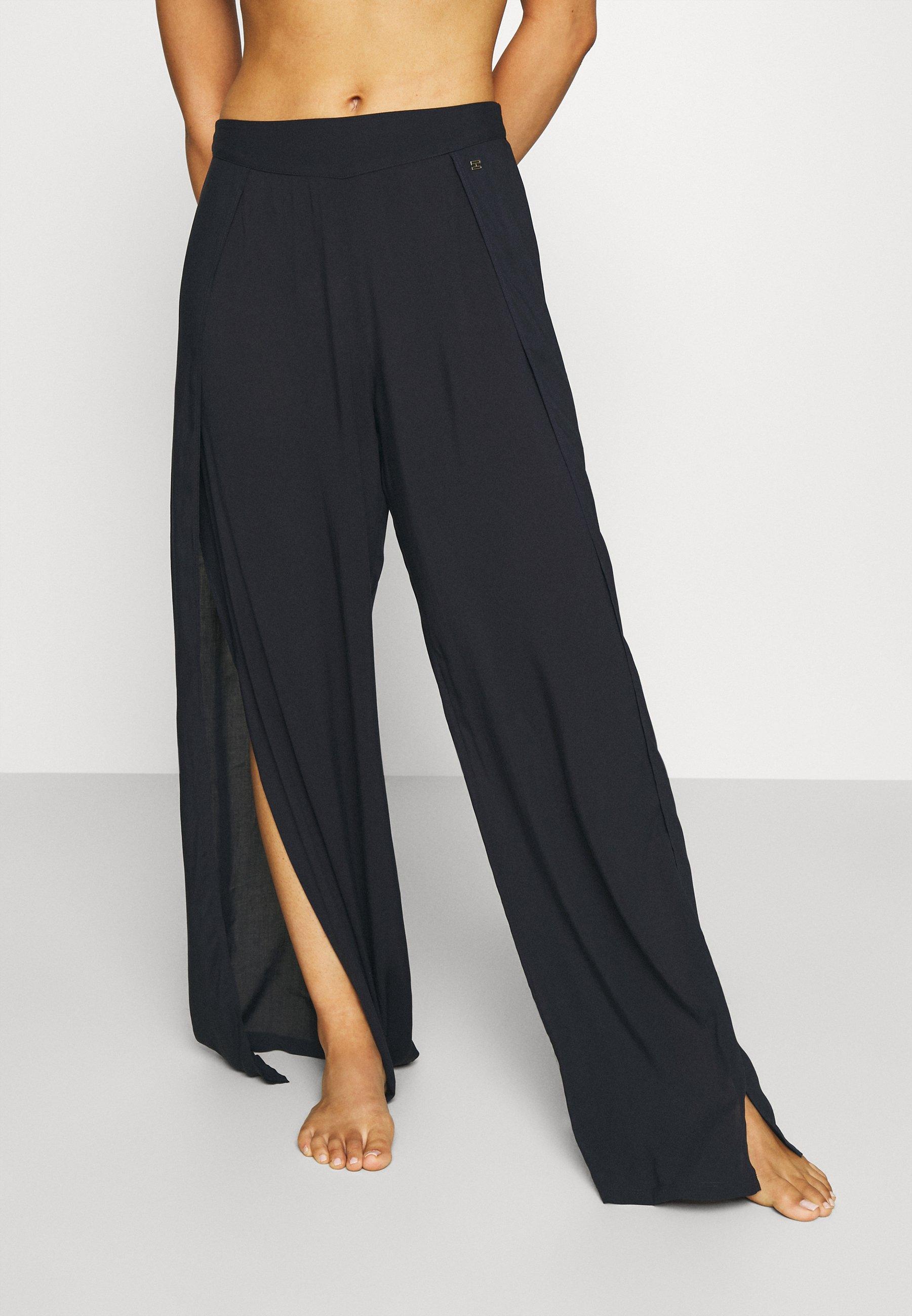 Damen CORE SIGNATURE LONG PANTS - Nachtwäsche Hose