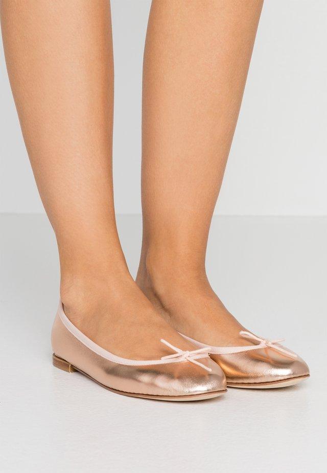 CENDRILLON - Ballet pumps - nude