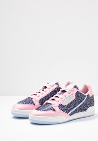 adidas Originals - CONTINENTAL 80 - Sneakers laag - true pink/collegiate navy/glow blue - 4