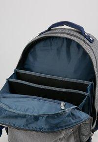 Kipling - CLASS ROOM - Rugzak - ash denim blue - 6