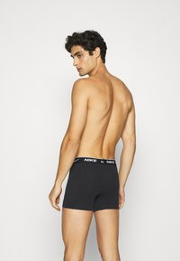 Nike Underwear - DAY STRETCH TRUNK 3 PACK - Pants - black - 1