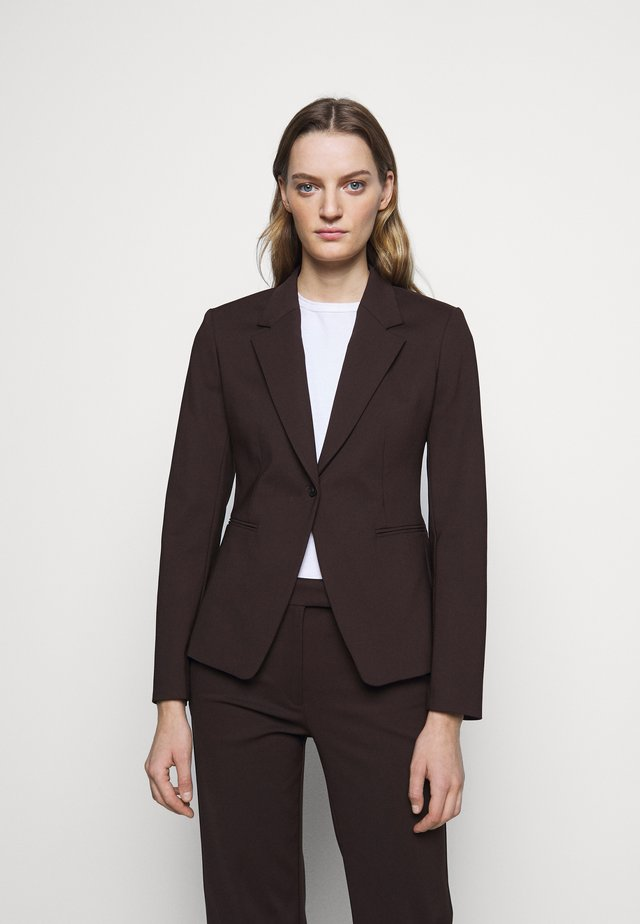 MIRJA - Blazer - dusty brown