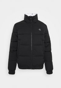 Calvin Klein Jeans - REFLECTIVE REVERSIBLE JACKET - Winter jacket - black - 0