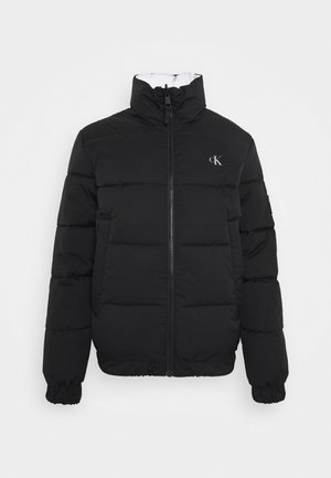 REFLECTIVE REVERSIBLE JACKET - Winter jacket - black