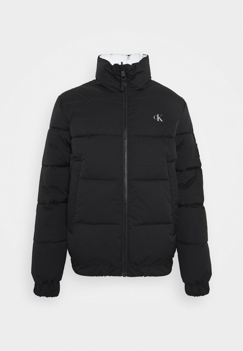 Calvin Klein Jeans - REFLECTIVE REVERSIBLE JACKET - Winter jacket - black