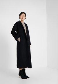 Filippa K - ALEXA COAT - Classic coat - black - 1