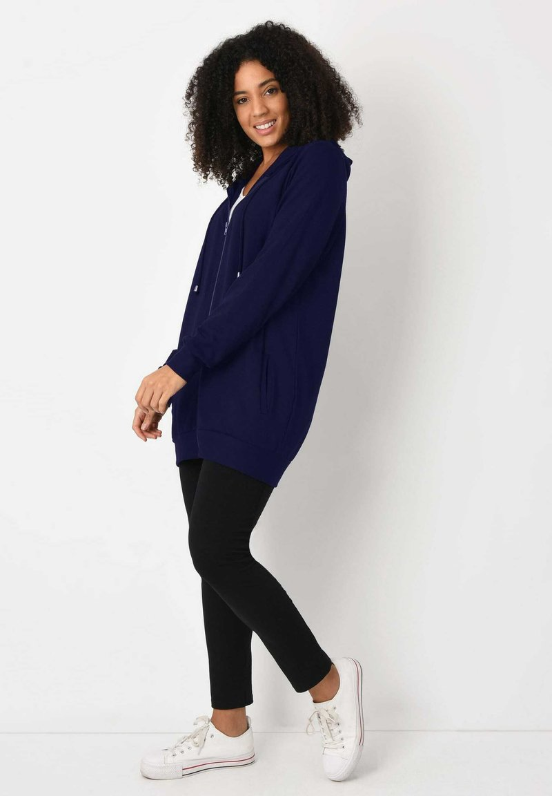 Live Unlimited London - Zip-up hoodie - dark blue