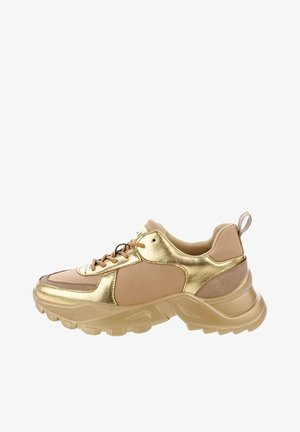 CASTELLO - Trainers - gold