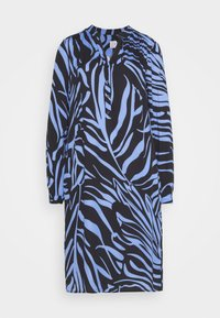 Emily van den Bergh - Sukienka letnia - bleu/black - 0