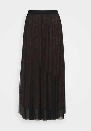 JDYDIXIE SKIRT - A-line skirt - black