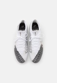 Nike Performance - MERCURIAL 7 PRO MDS FG - Moulded stud football boots - white/black - 3
