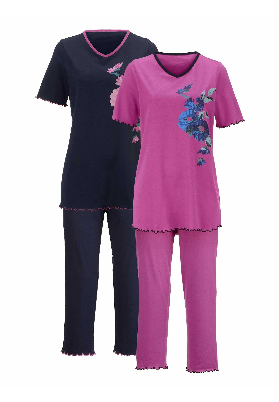 Damen 2ER-PACK - Pyjama