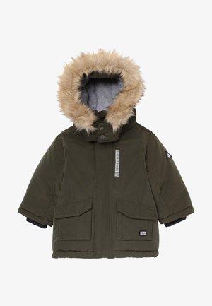 PARKA BABY - Zimní bunda - olive