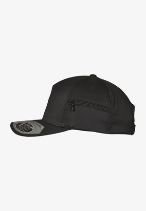 POCKET - Cap - black