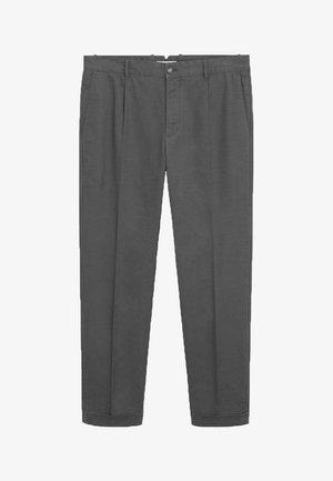 VIBES - Kalhoty - anthrazit