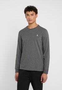 Polo Ralph Lauren - Langærmede T-shirts - fortress grey heather - 0