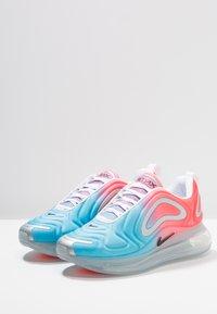 Nike Sportswear - AIR MAX  - Sneakers laag - lava glow/black/blue fury - 6