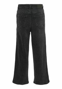 Kids ONLY - KONMADISON LIFE  - Jeans Bootcut - black - 1