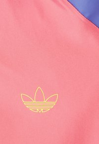 adidas Originals - TRACK - Summer jacket - hazy rose/acid yellow/joy purple - 8