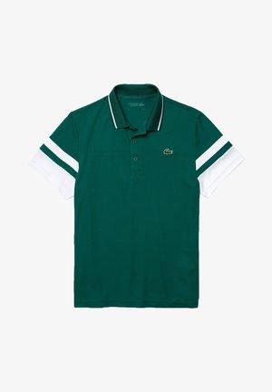 TENNIS - Sports shirt - vert  blanc
