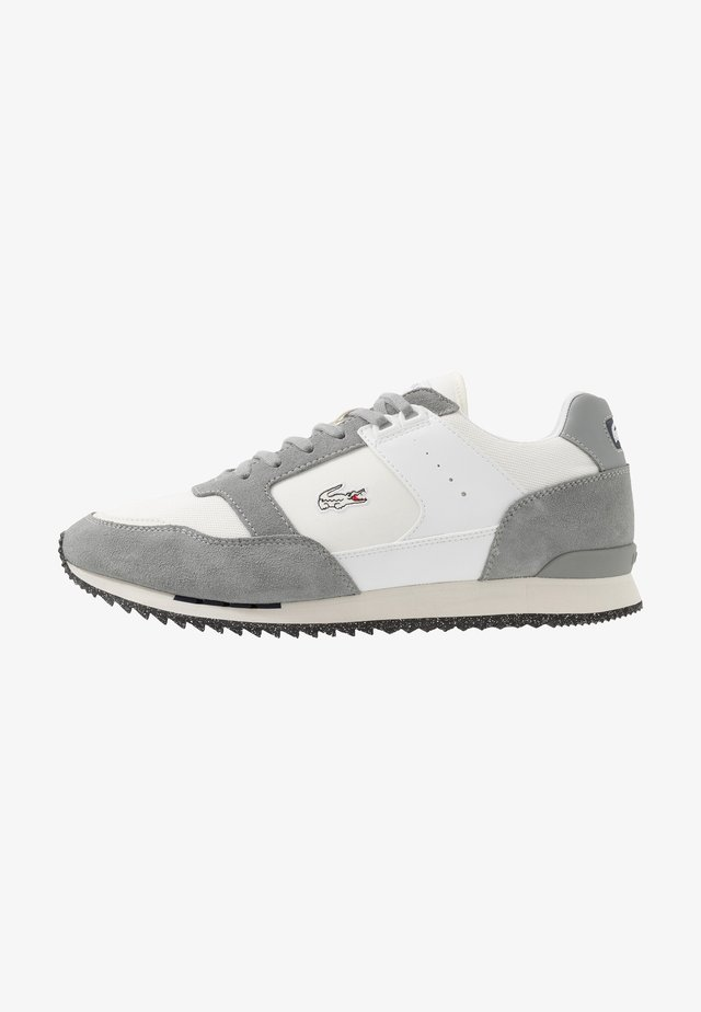 PARTNER PISTE - Trainers - grey/offwhite