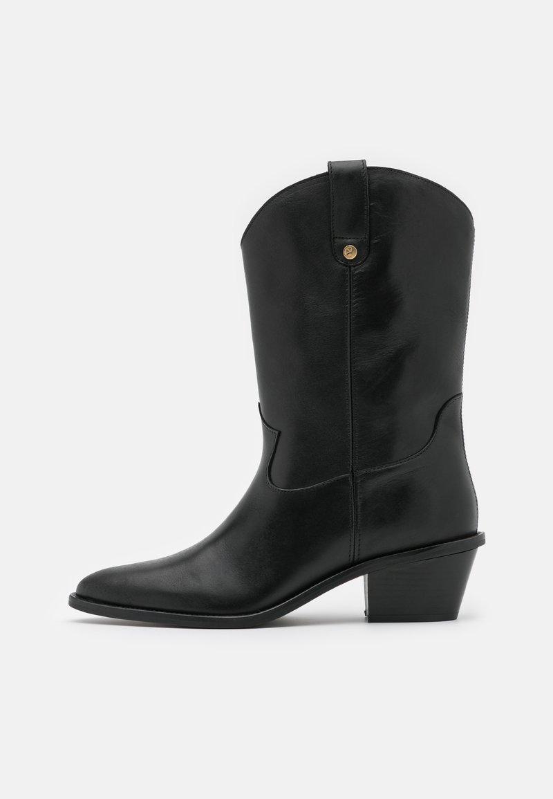 Fabienne Chapot - HOLLY MID HIGH - Kovbojské/motorkářské boty - black