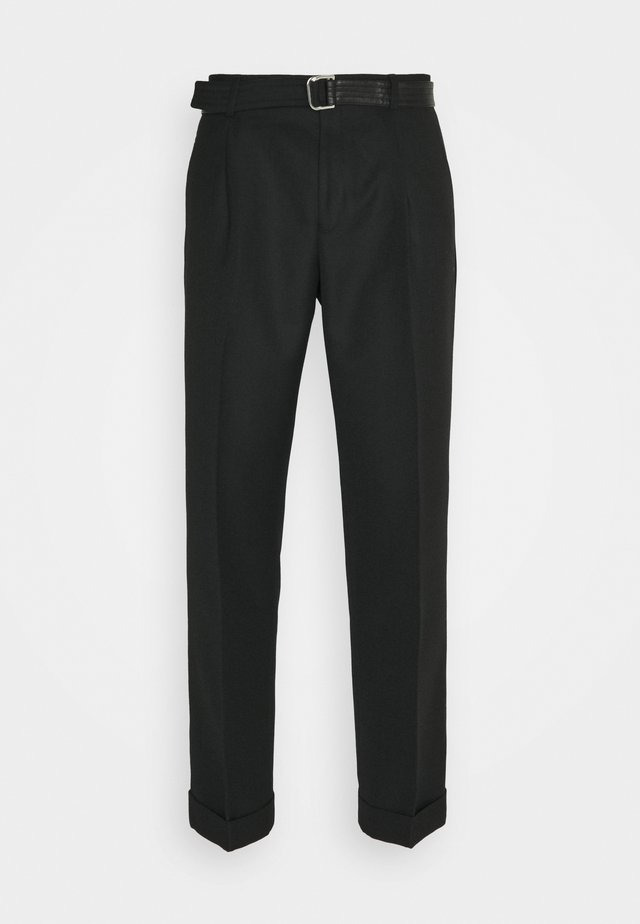 PANTALON SEUL - Trousers - black