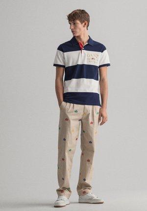 Polo shirt - classic blue