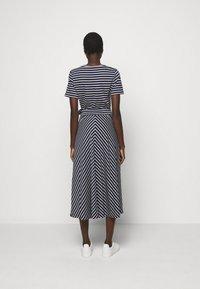 Marella - NAUTICA - Jersey dress - blu/bianco - 2