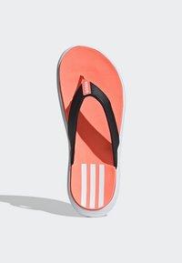 adidas Performance - COMFORT FLIP-FLOPS - T-bar sandals - black - 2