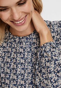 Vero Moda - VMSIRI  - Shirt dress - moonlight blue - 4