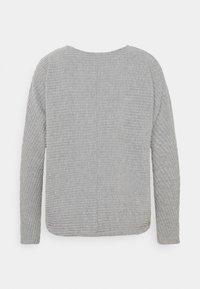 ONLY - ONLNAJA BATSLEEVE - Jumper - medium grey melange - 1