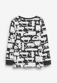 Next - 3 PACK TRANSPORT SNUGGLE  - Pyjama set - grey - 2
