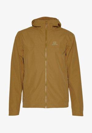 EXPLORE - Outdoor jacket - cumin
