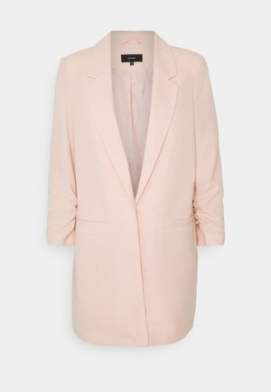 VMRICA LONG - Short coat - sepia rose