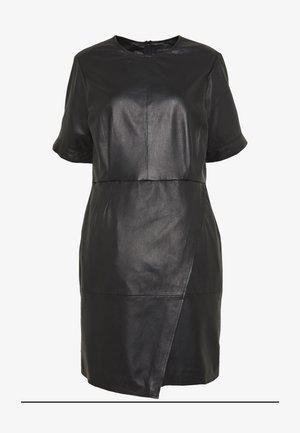 LEANDRA - Denní šaty - black