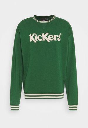 CLASSIC CREW - Sweatshirts - green
