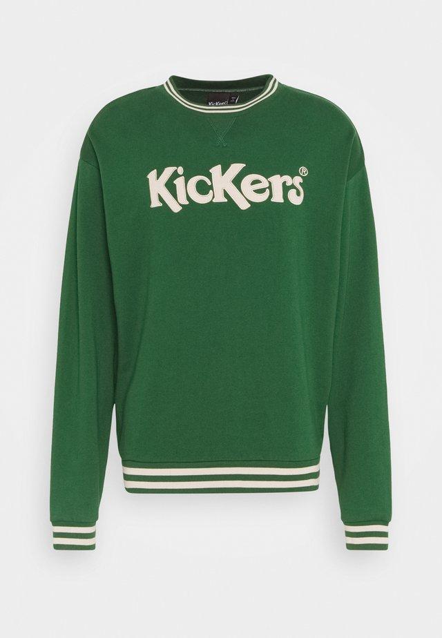 CLASSIC CREW - Sweatshirt - green