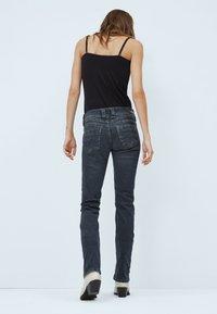 Pepe Jeans - GEN - Straight leg jeans - dark blue - 2