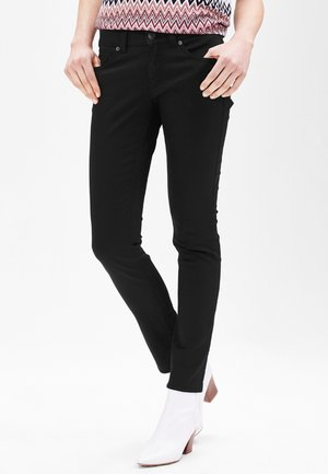 Trousers - secret black